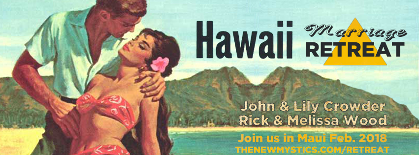 Hawaii Marriage 1
